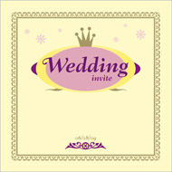 Matilda wedding stationery invitation